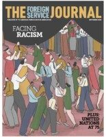 1024202_Cover of September 2020 Foreign Service Journal on Addressing Race, Diversity & Inclusion