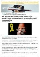 1034261_An empathetic ear—and more—for veterinary professionals struggling with depression (1)_Page_1